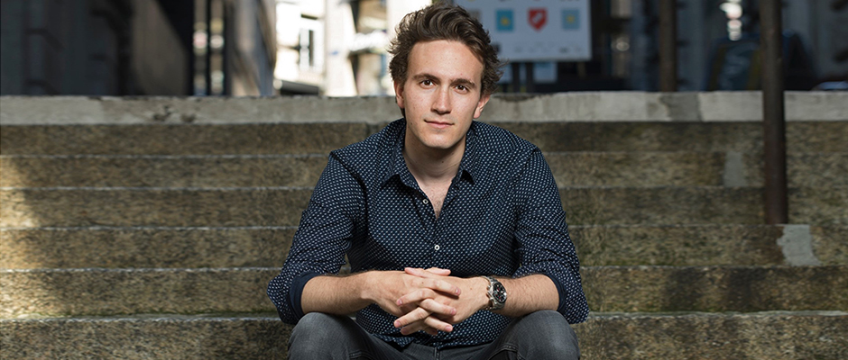 David Delmi, CEO d'HARDAH.com