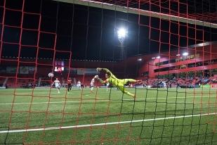 Neuchâtel Xamax FCS s'est beaucoup procuré... Trois réalisations ont suffi à faire le compte d'une 14e victoire en 22 matches de Challenge League. © Oreste Di Cristino / leMultimedia.info