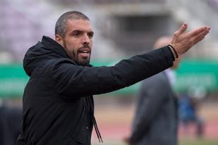 Fabio Celestini (LS): « À un certain moment, les joueurs doivent prendre leurs responsabilités sur le terrain. » © Oreste Di Cristino / leMultimedia.info