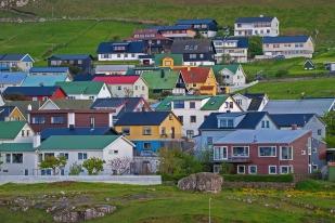 Le bariolé, véritable culture de l'archipel féringien. © Oreste Di Cristino / leMultimedia.info
