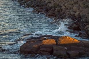Les côtes maritimes rappelant le bain d'un océan aux vastes horizons. © Oreste Di Cristino / leMultimedia.info