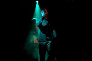 Au Lisztomania durant le set de Danitsa. © Oreste Di Cristino / leMultimedia.info