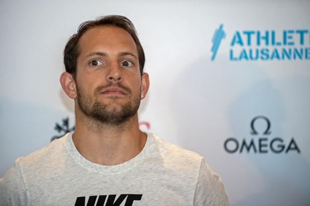 Renaud Lavillenie tentera d'améliorer son meilleur résultat de l'année, 5,83 mètres, à Lausanne. © Oreste Di Cristino / leMultimedia.info