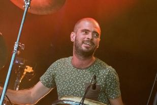 ...ici aux bongos. © Oreste Di Cristino / leMultimedia.info