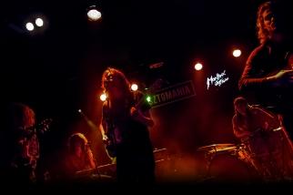 Elie Ghersinu et les Magic & Naked au Lisztomania, le vendredi 30 juin. © Oreste Di Cristino / leMultimedia.info