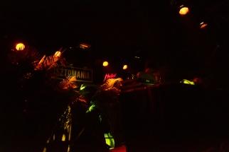 "Le décor du set de James Darle au ""Lisztomania"". © Oreste Di Cristino / leMultimedia.info"