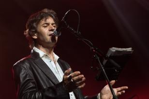 """Denez a collaboré sur un titre très sentimental de l'album de Jean-Charles Guichen, """"An Dourdu"""". © leMultimedia.info / Oreste Di Cristino"""
