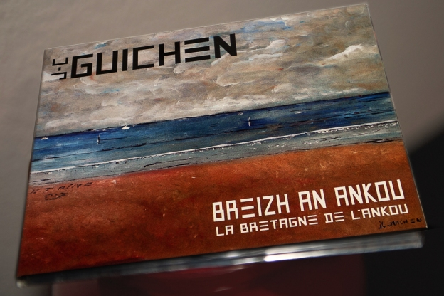 """Breizh an Ankou"", le nouvel opus de Jean-Charles Guichen. Sortie le 20 octobre 2017. © leMultimedia.info / Oreste Di Cristino"
