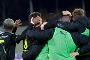 Marco Djuricin a ôté les espoirs lausannois en Coupe. © leMultimedia.info / Oreste Di Cristino