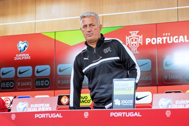 Vladimir Petkovic est certain de ses choix. Comme d'habitude. © leMultimedia.info / Oreste Di Cristino