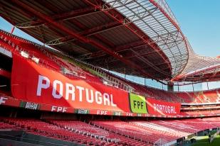 ...un stade acquis aux couleurs de la Seleção ! © leMultimedia.info / Oreste Di Cristino