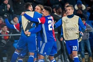 La joie du FC Bâle se résume en peu de mots et en quelques photos... © leMultimedia.info / Oreste Di Cristino
