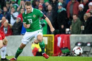 À Belfast, il y eut également le retour de Jamie Ward avec la Green and White Army. © leMultimedia.info / Oreste Di Cristino