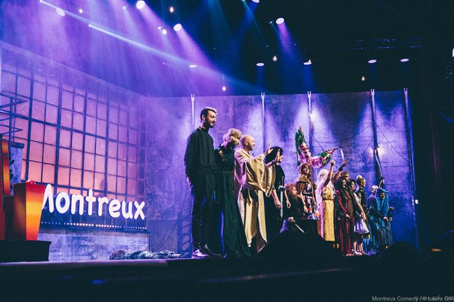 Montreux Comedy / © Laura Gilli