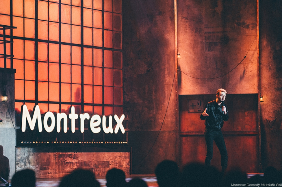 Montreux Comedy / © Laura Gilli