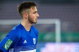 ...et le jeune Dominik Schmid ont joué les 90 minutes de la rencontre face aux BSC Young Boys. © leMultimedia.info / Oreste Di Cristino
