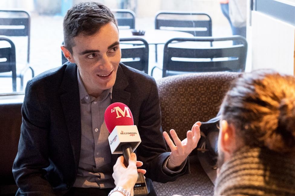 « Il y a certes un côté idéologique dans le texte mais la population la partage complètement. » © leMultimedia.info / Oreste Di Cristino