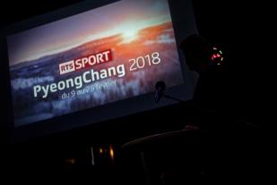 Les Jeux Olympiques de Pyeongchang 2018 auront le bénéfice d'un très large format sur RTSsport. © leMultimedia.info / Yves Di Cristino