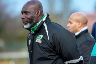 Le sélectionneur ivoirien André Adopo souhaite faire grandir son équipe nationale, de manière à ce qu'elle réintègre le top 6 sur le continent africain. © leMultimedia.info / Oreste Di Cristino