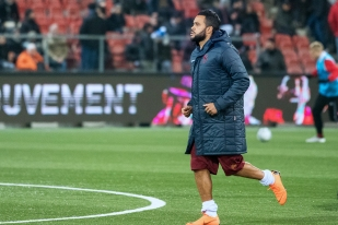 Alexandre Alphonse admet la situation compliquée qui est celle du Servette FC pour la fin de l'exercice actuel. © leMultimedia.info / Oreste Di Cristino