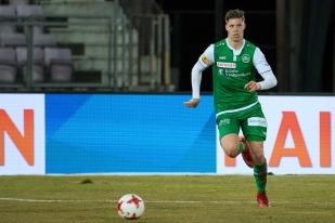 Cedric Itten, transfuge du FC Bâle à l'intersaison, est l'autre force pure des Brodeurs cette année. © leMultimedia.info / Oreste Di Cristino