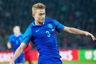 Matthijs De Ligt est un jeune de 18 ans mais qui passe déjà pour un incontournable de la défense des Pays-Bas. © leMultimedia.info / Oreste Di Cristino