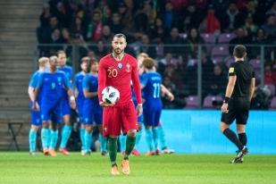 Ricardo Quaresma aura vécu une soirée en demi-teinte. Sa doublure de Cristiano Ronaldo peut convaincre... certains. © leMultimedia.info / Oreste Di Cristino