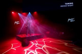 Tamino a été l'autre coup de cœur du festival. Il figure aussi dans le programme du Montreux Jazz Lab, le 6 juillet. © leMultimedia.info / Oreste Di Cristino