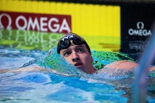 Le grand absent aux Vernets sera Niels Liess, sur 400m. © leMultimedia.info / Oreste Di Cristino