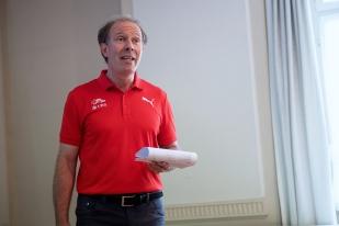 Peter Bohnenblust, directeur de Swiss Athletics, souhaite voir grandir les délégations engagées prochainement lors des prochaines grandes échéances continentales et internationales, des U18 aux catégories élite. © leMultimedia.info / Oreste Di Cristino