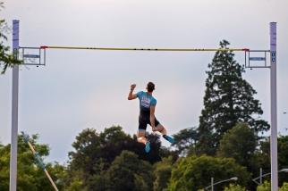 Le hors stade est particulièrement apprécié des athlètes en ce que l'épreuve permet de démocratiser le saut à la perche. Mais d'autres y émettent quelques réserves. © leMultimedia.info / Oreste Di Cristino