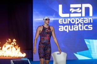 Pourtant la jeune femme pouvait compter sur une première qualification en finale de Championnats d'Europe en individuel, mais le symbole a été moins fort que l'ambition. © leMultimedia.info / Oreste Di Cristino [Glasgow]