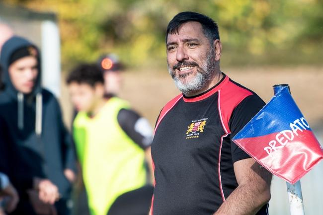 Mario Bucciarelli est un entraîneur exigeant. Rivaliser n'est pas suffisant. Désormais, il faut gagner. © leMultimedia.info / Oreste Di Cristino [Nyon]