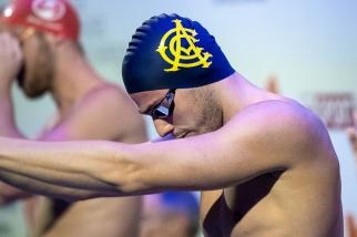 Licencié au CC Aniene, près de Rome, Piero Codia assure avoir les capacités pour décrocher une médaille olympique en 2020 à Tokyo, son objectif affiché depuis le mois d'août. © leMultimedia.info / Oreste Di Cristino [Lausanne]