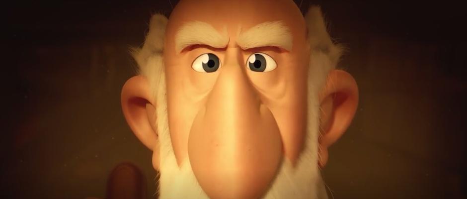 Alexandre Astier dépoussière la recette de la potion magique de Panoramix